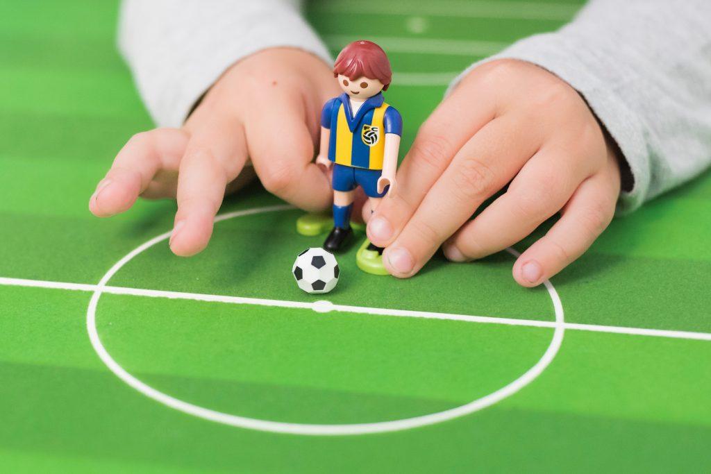 football lego